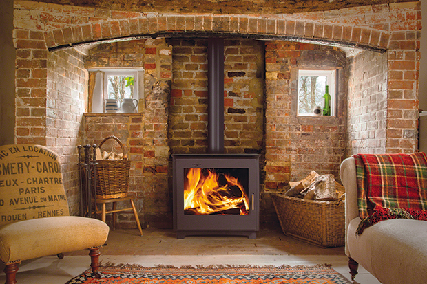 How To Use A Woodburner Period Living
