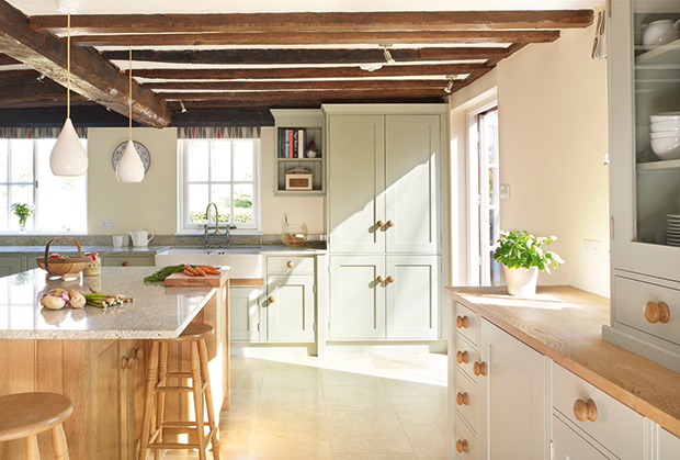 shaker kitchen from rencraft