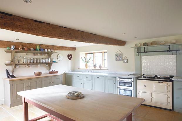 Christopher peters farmhouse kitchen
