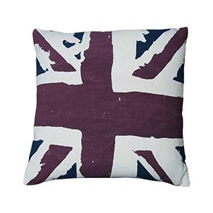 Union Jack cushion from Adventino