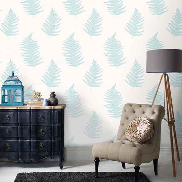 Verdant wallpaper from Superfresco Easy