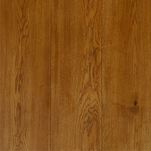 The Natural Woof Floor Company's engineered Oak Cognac pre-oiled boards