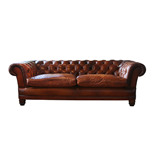 Chesterfield Cairness sofa from Darlings of Chelsea