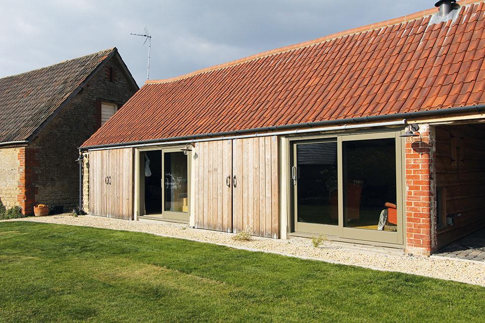 Arbour Bi Fold Barn Doors