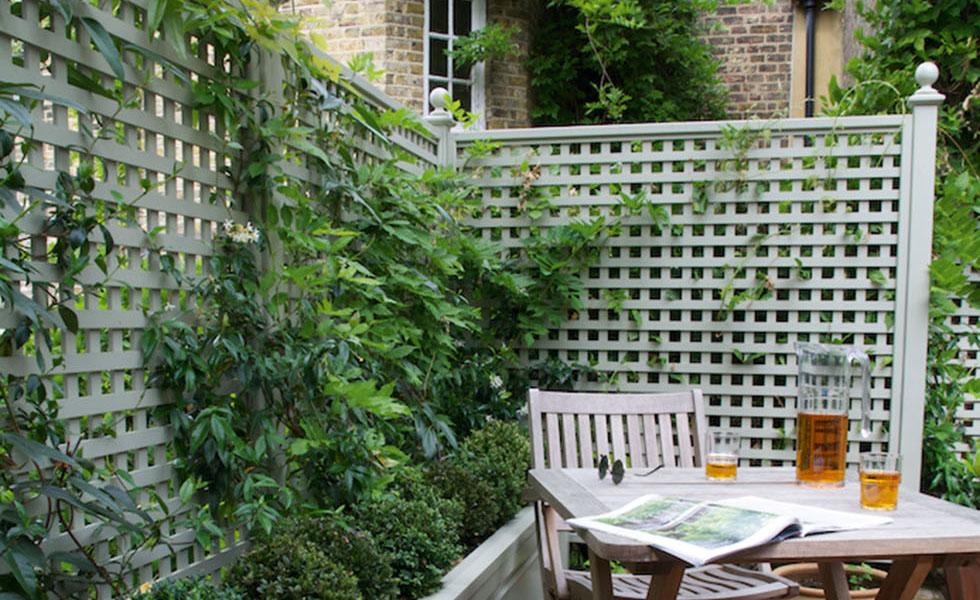 25 Lovely Green Garden Trellis Titolo