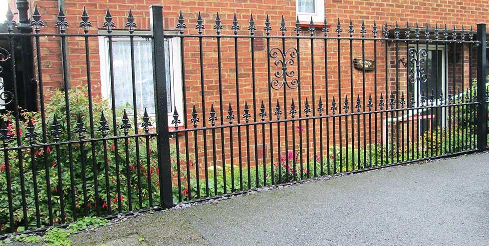 wrought-iron-railings