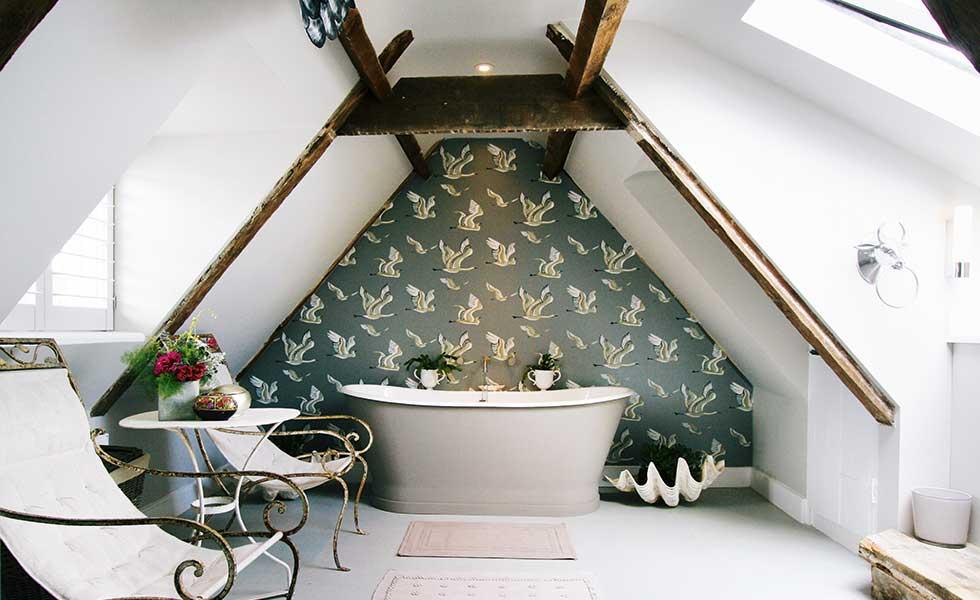 Aston Matthews bathroom loft conversion