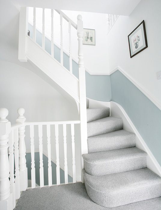 Econoloft-carpeted-stairs