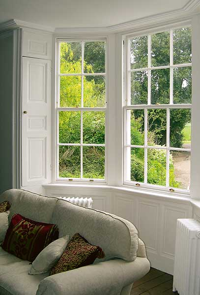 heritage sash windows from Caldwell