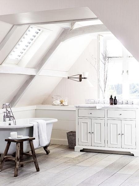 Neptune bathroom loft conversion