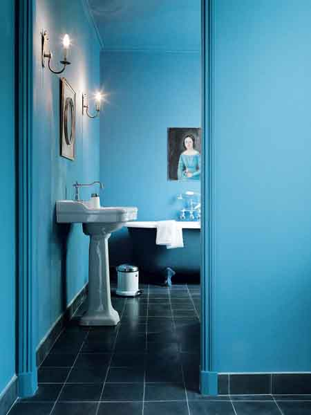 Farrow And Ball Nantes. Gallery Of Hallways Decorating Ideas From