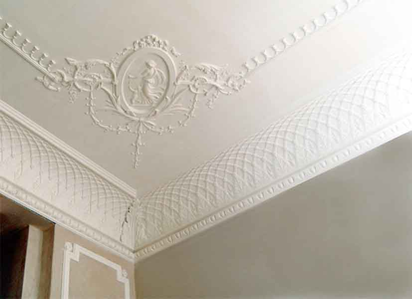 Guide To Plaster Mouldings Period Living