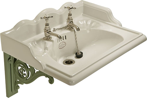 Victorian-wall-mounted-sink