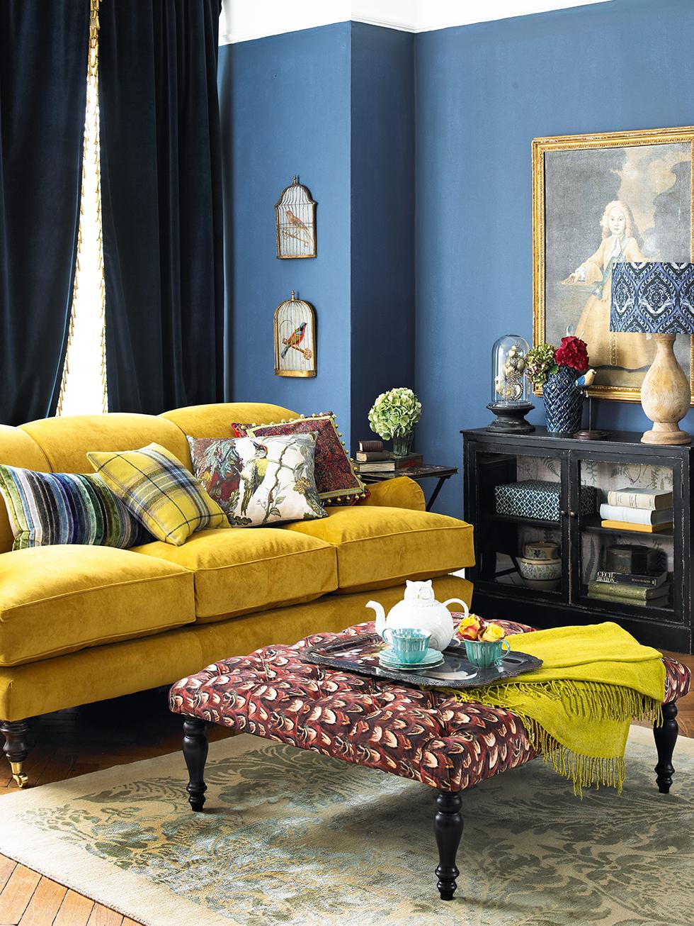 Eclectic British Decorating Ideas Period Living