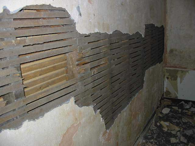 How To Repair Or Remove Internal Walls Period Living