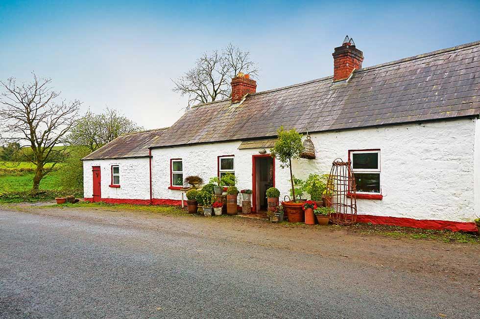 Cosy irish cottage 18th century stone