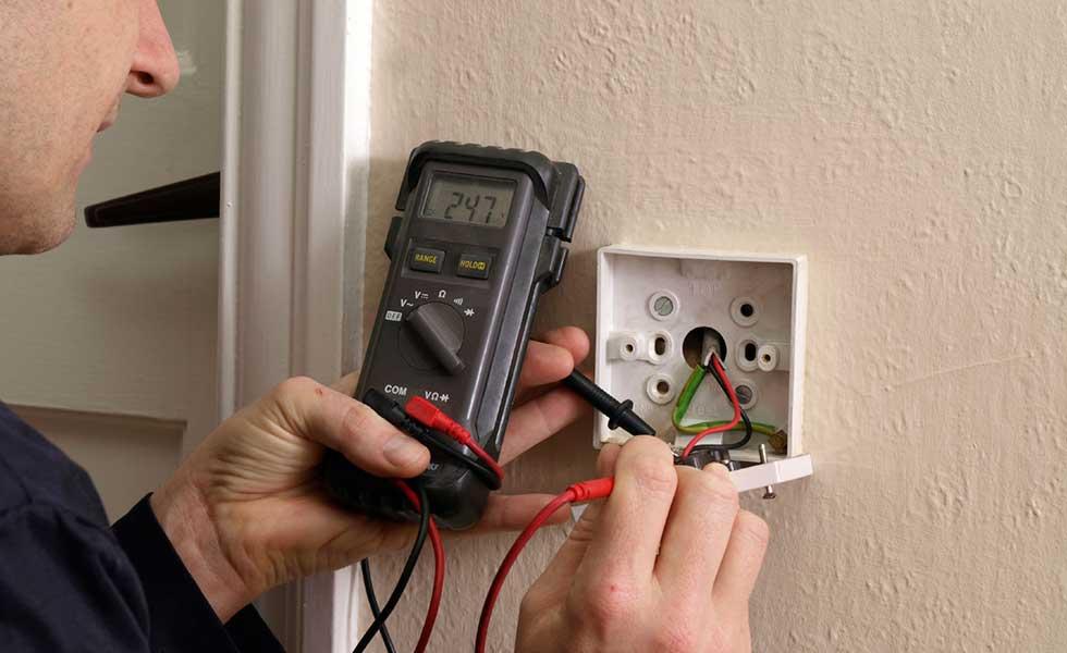 Rewiring a period home renovation
