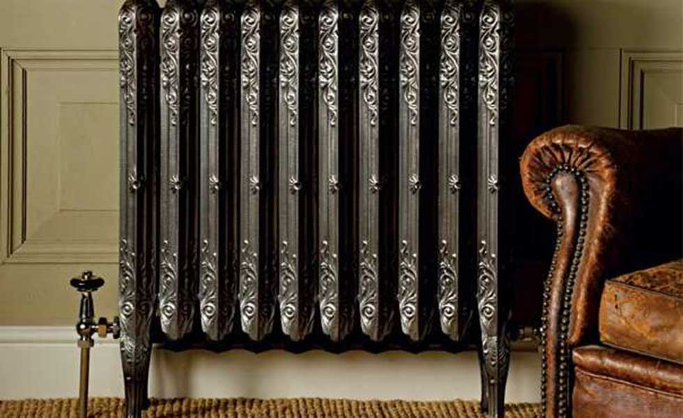 Period style radiator renovation