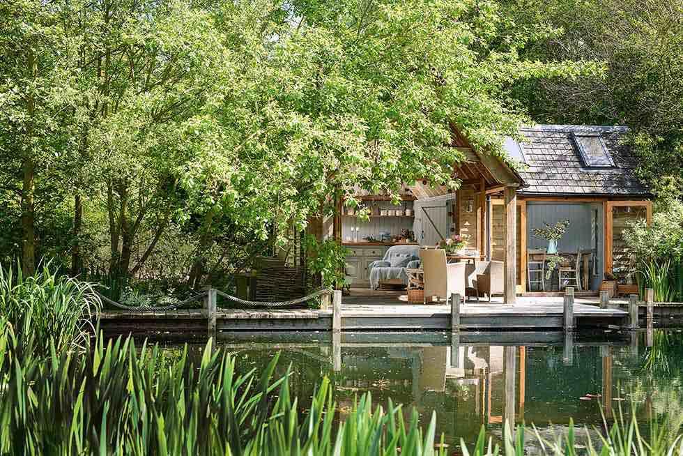 lakeside summer house gardenrooms