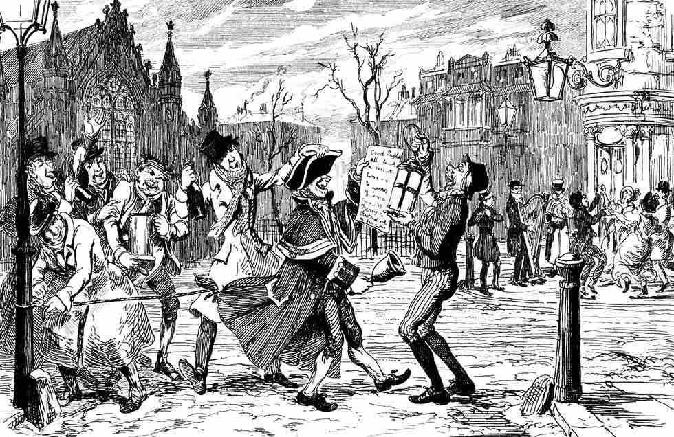 victorian street party