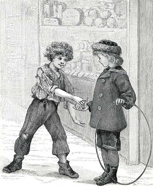 Victorian term for a close friend