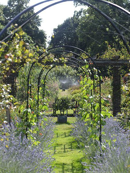 Roman Garden Arches