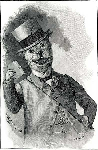 victorian slang for a smiling face