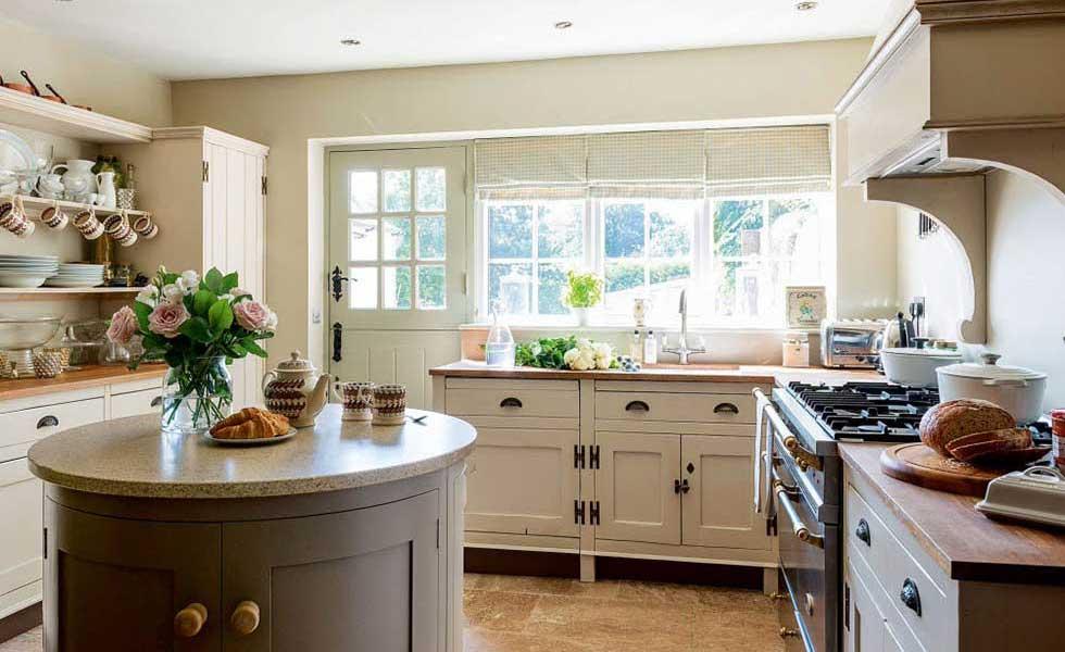 round island kitchen