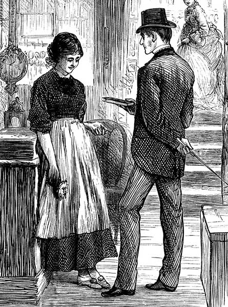 victorian term for embarrassed