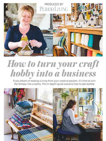 how to make a living from craft