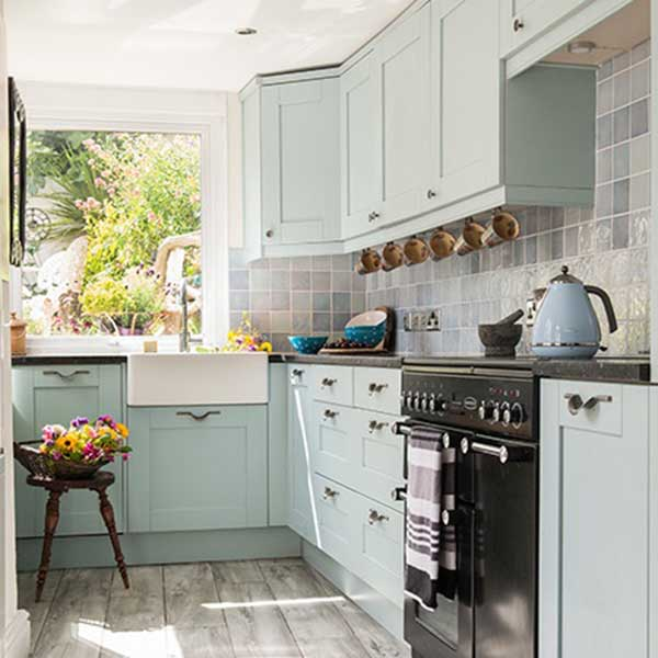 Beautiful Small Kitchen 12 Beautiful Small Kitchen Ideas  Period Living