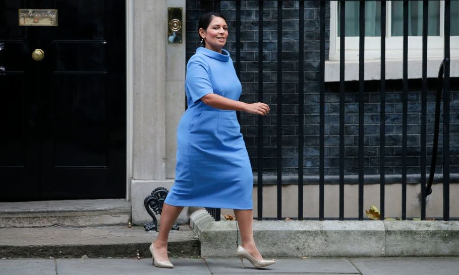Home Secretary Priti Patel: a profile