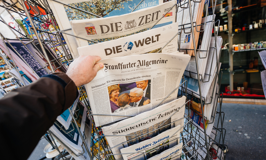 Why does the German media spread fake news about the United States ...