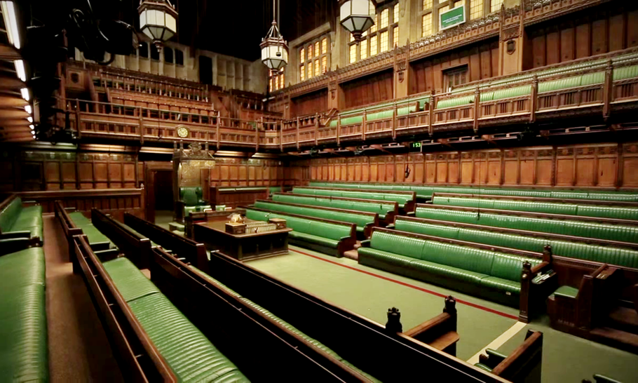 Why did Bercow choose this week to bow out?