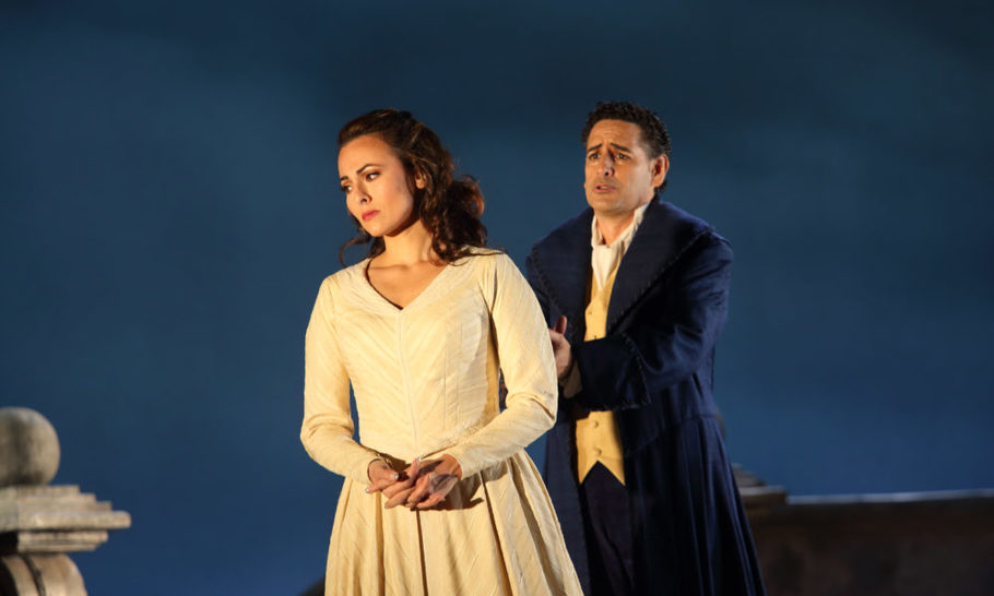 Goethe's tragic hero Werther — a musical treat at the Royal Opera