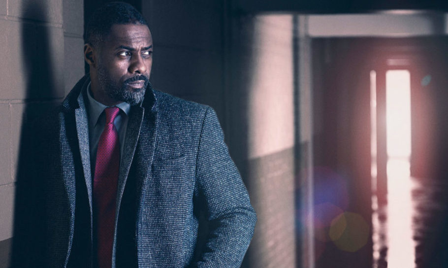 Luther is popular because it captures what 'good' and 'evil' mean in the modern world