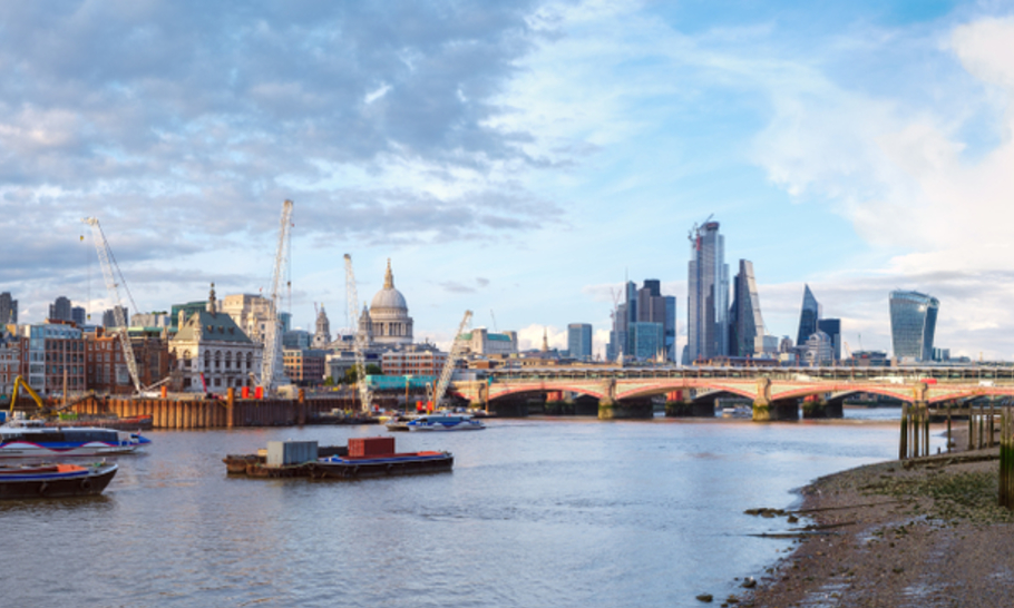A short history of the great River Thames