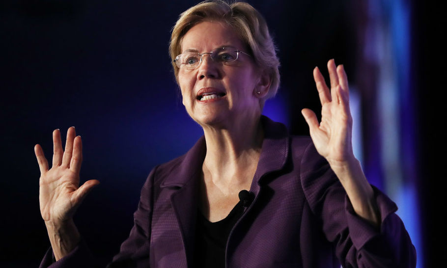 Populist men can't stand women with ambition. And now they've turned on Elizabeth Warren
