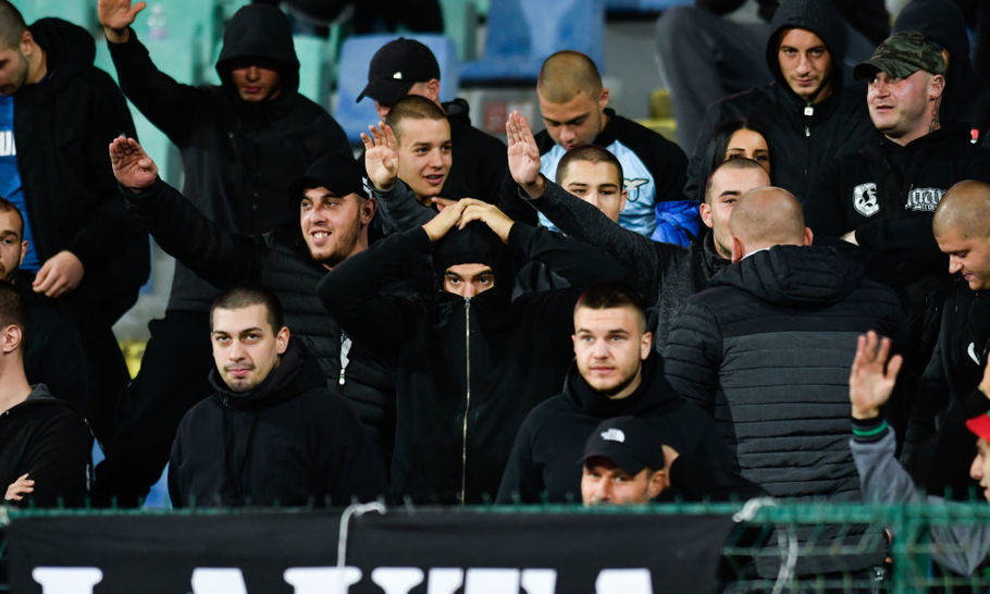 Racist Bulgarian football fans show the darker side of the European Union
