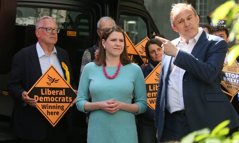 The Liberal Democrats need to stand firm if Corbyn is to be kept out of Downing Street