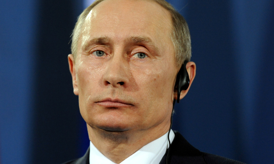 First Person Putin: the rise of the Russian president