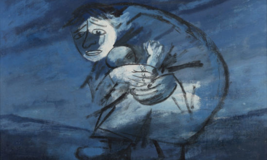 The journey of a refugee artist: Josef Herman