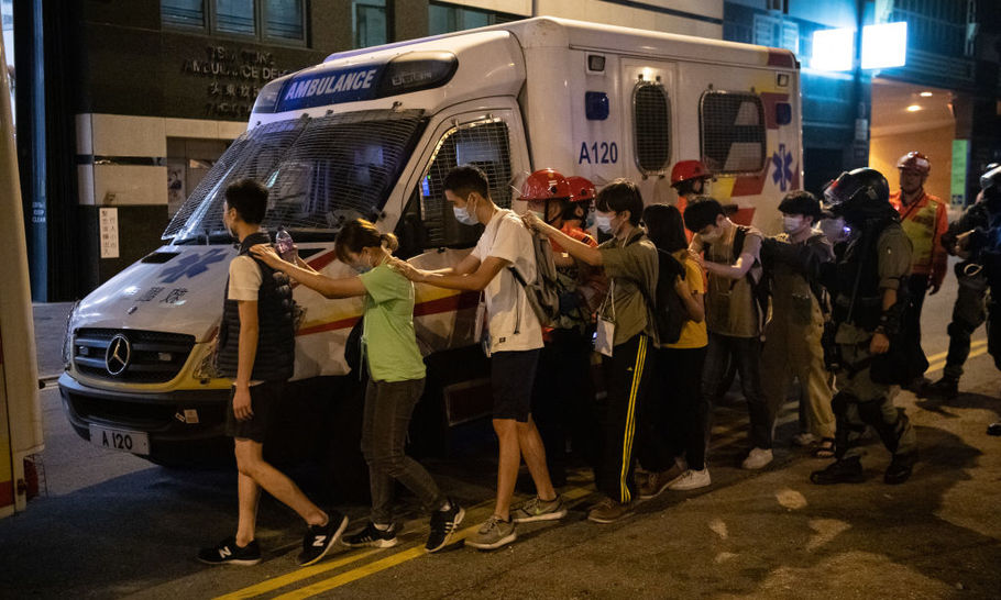Decisive action will not resolve Hong Kong's problems