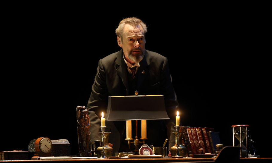The new staging of Britten's final opera is a sell out