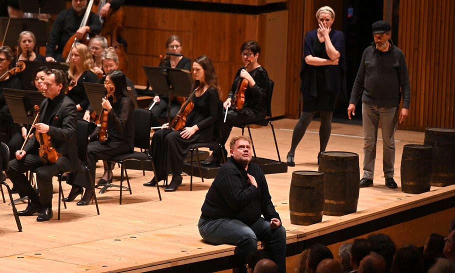 A moment of pure perfection: Peter Grimes by Benjamin Britten