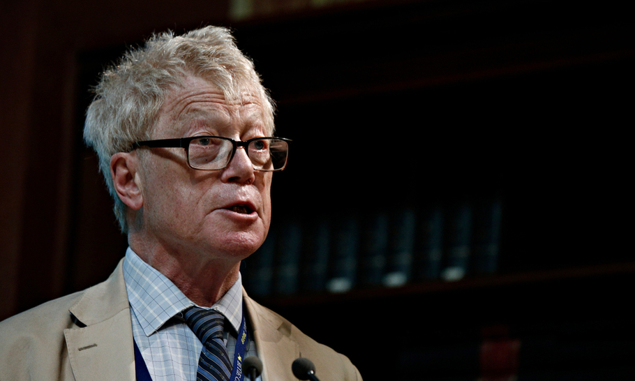 European nations have given Roger Scruton their highest honours. Why not ours, too?