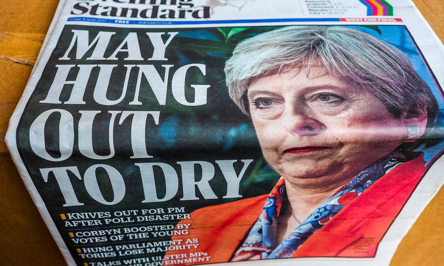 Should the Tories be worried by the narrowing polls?