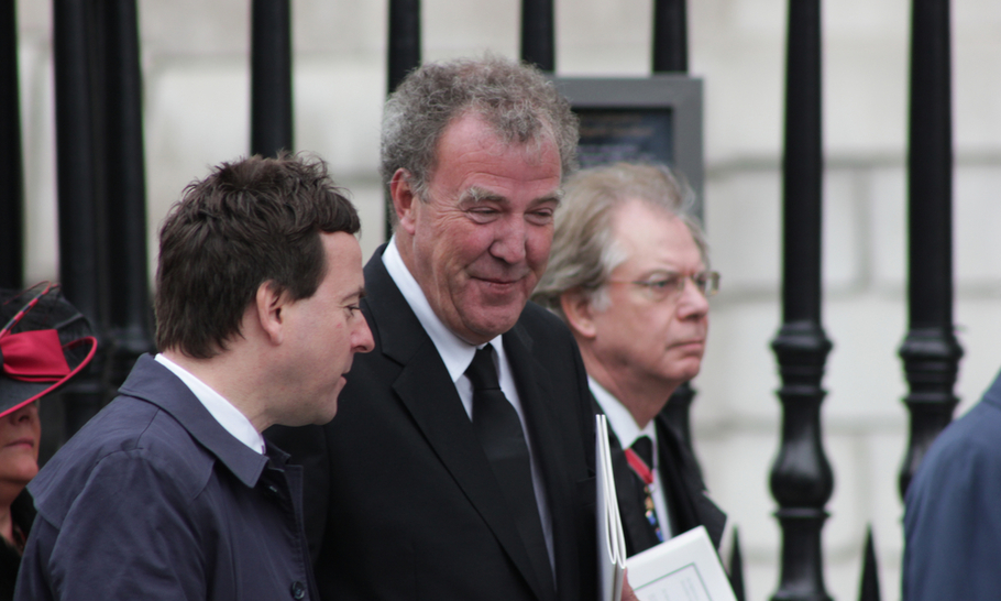 How Jeremy Clarkson saved the world