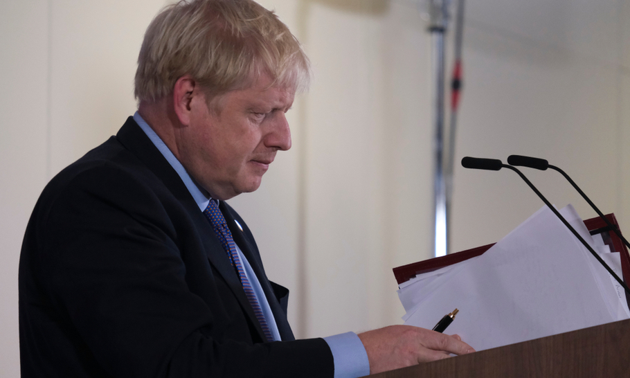 Johnson's victory could contain the seeds of his own destruction