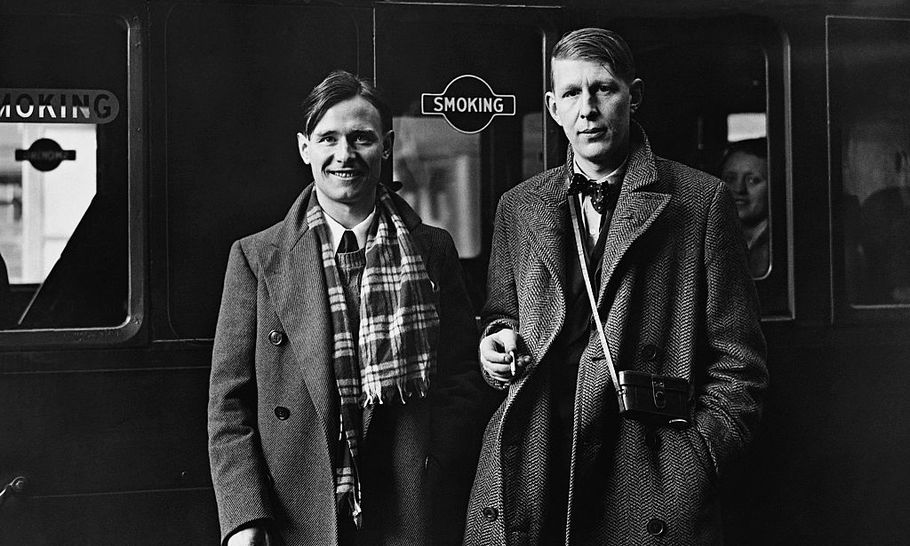 Auden — a poet of our times